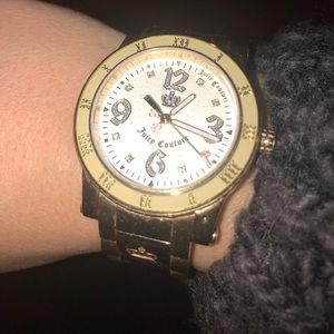 Juicy couture by Movado Watch